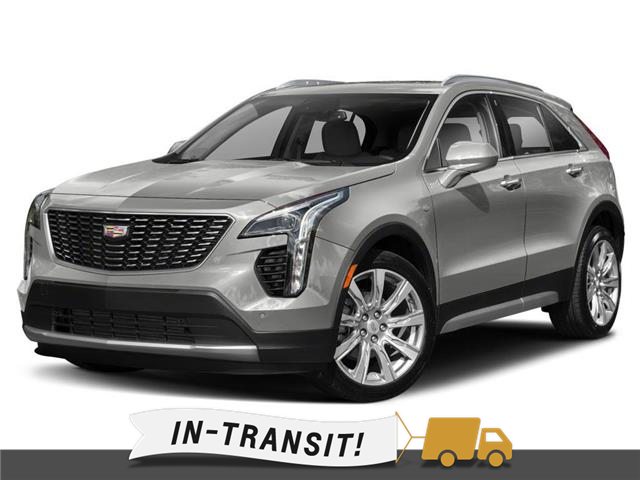 2020 Cadillac XT4 Premium Luxury (Stk: 0210660) in Langley City - Image 1 of 9