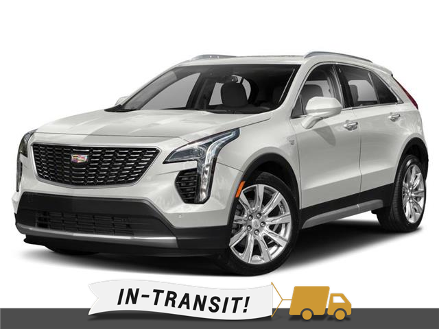 2020 Cadillac XT4 Sport (Stk: 0211160) in Langley City - Image 1 of 9
