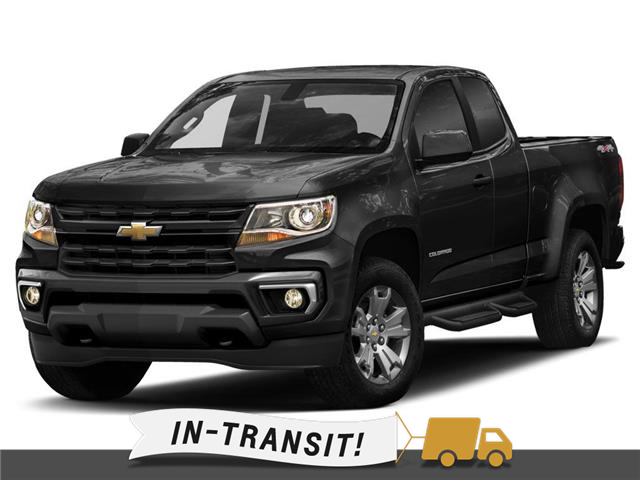 2021 Chevrolet Colorado Z71 (Stk: 1200270) in Langley City - Image 1 of 1