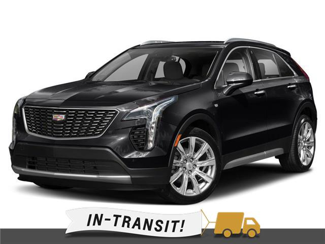 2021 Cadillac XT4 Luxury (Stk: 1200310) in Langley City - Image 1 of 9