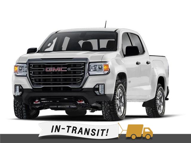 2021 GMC Canyon Elevation (Stk: 1200800) in Langley City - Image 1 of 1