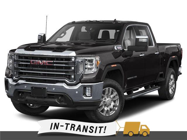 2020 GMC Sierra 3500HD AT4 (Stk: 0212260) in Langley City - Image 1 of 8