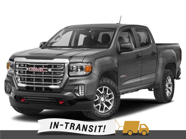 2022 GMC Canyon AT4 w/Cloth (Stk: 2200580) in Langley City - Image 1 of 9
