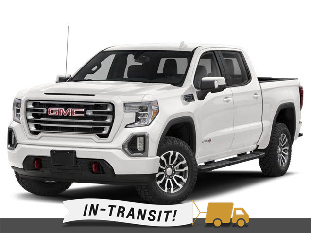 2022 GMC Sierra 1500 Limited AT4 (Stk: 2200790) in Langley City - Image 1 of 9