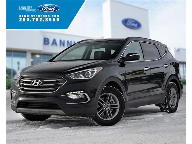 2018 Hyundai Santa Fe Sport 2.4 Luxury (Stk: PW2015) in Dawson Creek - Image 1 of 17