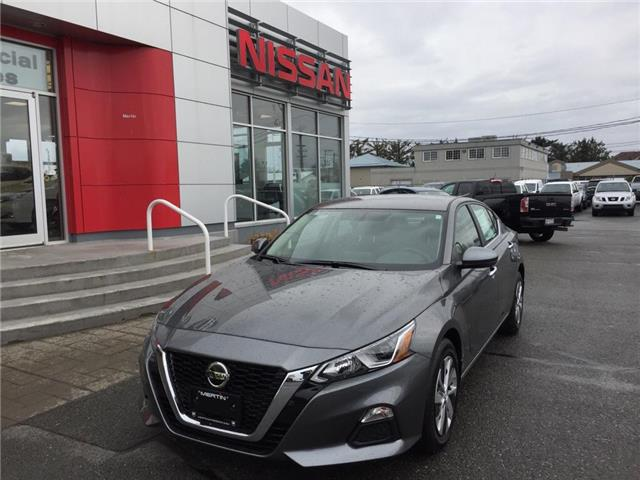2019 Nissan Altima 2.5 S (Stk: N93-8677) in Chilliwack - Image 1 of 17