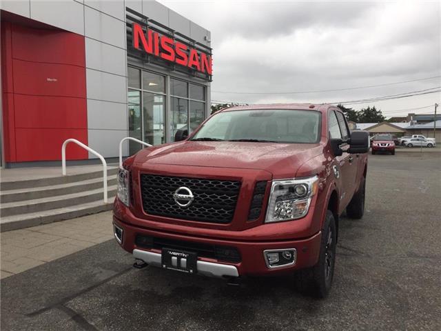 2019 Nissan Titan XD PRO-4X Diesel (Stk: N98-2701) in Chilliwack - Image 1 of 22