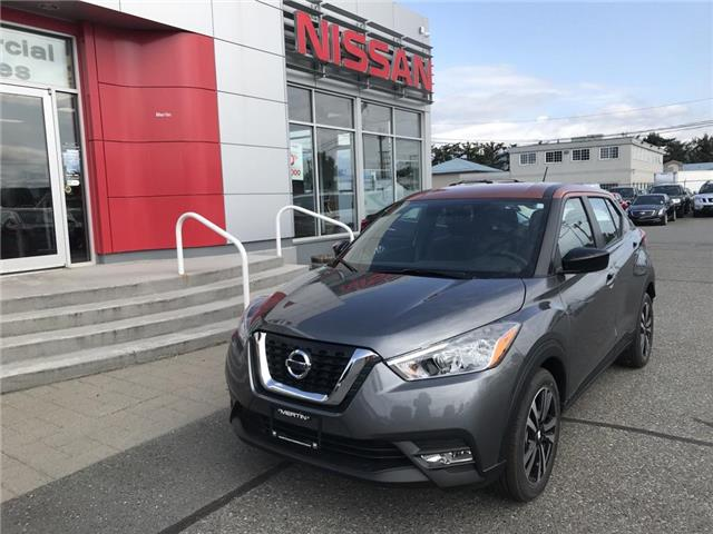 2019 Nissan Kicks SV (Stk: N92-1628) in Chilliwack - Image 1 of 19