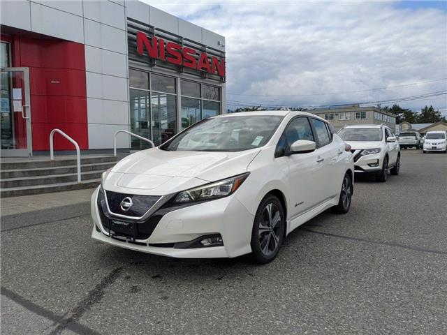 2018 Nissan LEAF SV (Stk: N20-0020P) in Chilliwack - Image 1 of 13