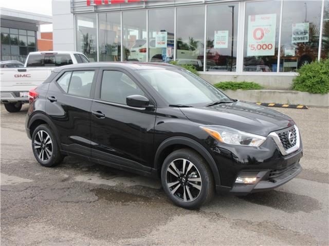 2019 Nissan Kicks SV (Stk: 8931) in Okotoks - Image 1 of 18