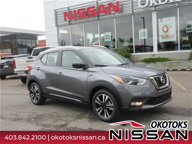 2019 Nissan Kicks SR (Stk: 9417) in Okotoks - Image 1 of 22