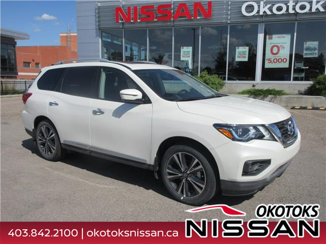 2019 Nissan Pathfinder Platinum (Stk: 8466) in Okotoks - Image 1 of 28