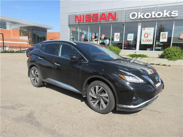 2019 Nissan Murano SL (Stk: 8468) in Okotoks - Image 1 of 24