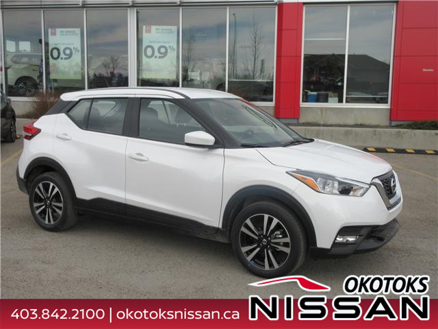 2020 Nissan Kicks SV (Stk: 10043) in Okotoks - Image 1 of 20