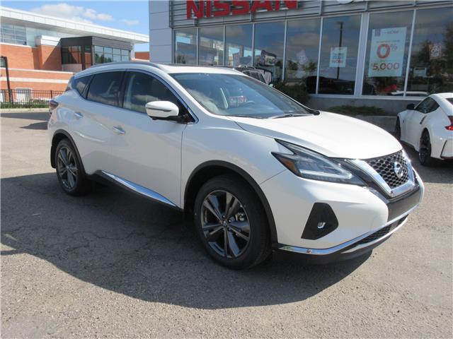 2020 Nissan Murano Platinum (Stk: 9804) in Okotoks - Image 1 of 25