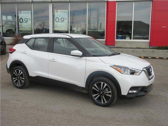 2020 Nissan Kicks SV (Stk: 10136) in Okotoks - Image 1 of 20