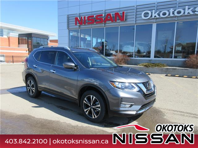 2020 Nissan Rogue SV (Stk: 9670) in Okotoks - Image 1 of 27