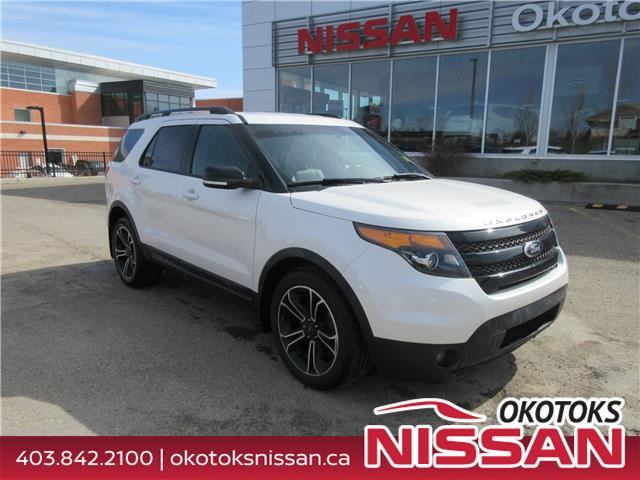 2015 Ford Explorer Sport (Stk: 10200) in Okotoks - Image 1 of 28