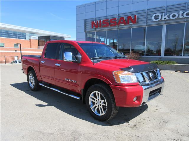 2012 Nissan Titan SL (Stk: 10317) in Okotoks - Image 1 of 30