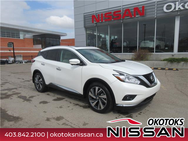 2015 Nissan Murano Platinum (Stk: 10263) in Okotoks - Image 1 of 26