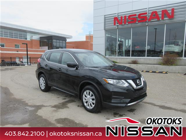 2017 Nissan Rogue S 5N1AT2MVXHC804213 10304 in Okotoks
