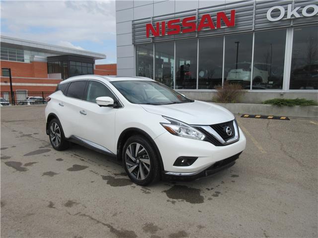2015 Nissan Murano Platinum (Stk: 10192) in Okotoks - Image 1 of 28