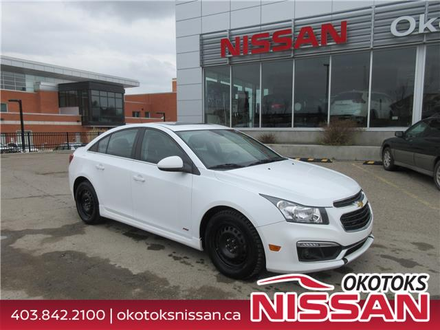 2015 Chevrolet Cruze 1LT (Stk: 10288) in Okotoks - Image 1 of 21