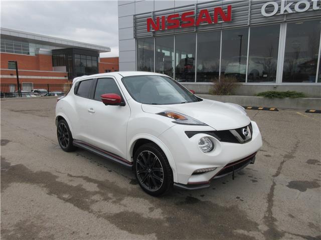 2016 Nissan Juke Nismo (Stk: 6440) in Okotoks - Image 1 of 24