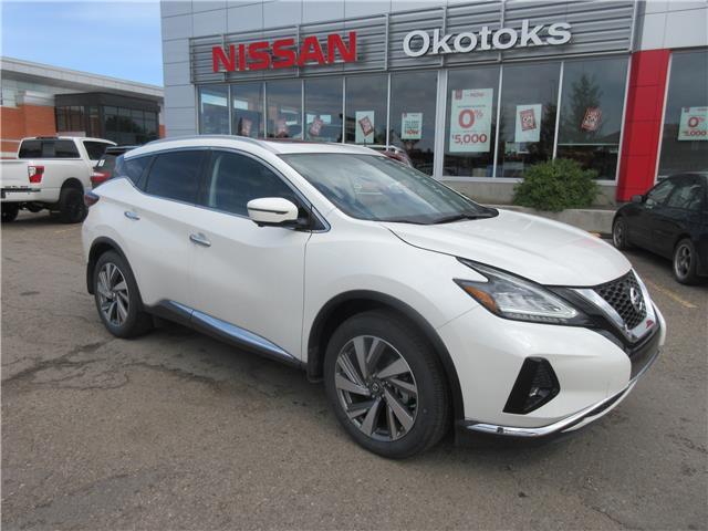 2020 Nissan Murano SL (Stk: 10042) in Okotoks - Image 1 of 24