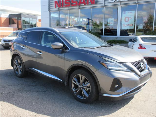 2020 Nissan Murano Platinum (Stk: 10156) in Okotoks - Image 1 of 23