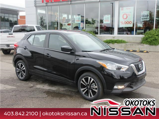 2019 Nissan Kicks SV (Stk: 8930) in Okotoks - Image 1 of 21