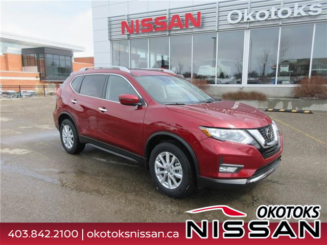 2020 Nissan Rogue SV (Stk: 10391) in Okotoks - Image 1 of 25