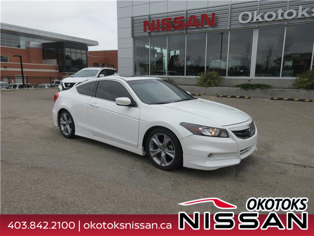2012 Honda Accord EX-L V6 (Stk: 10450) in Okotoks - Image 1 of 23