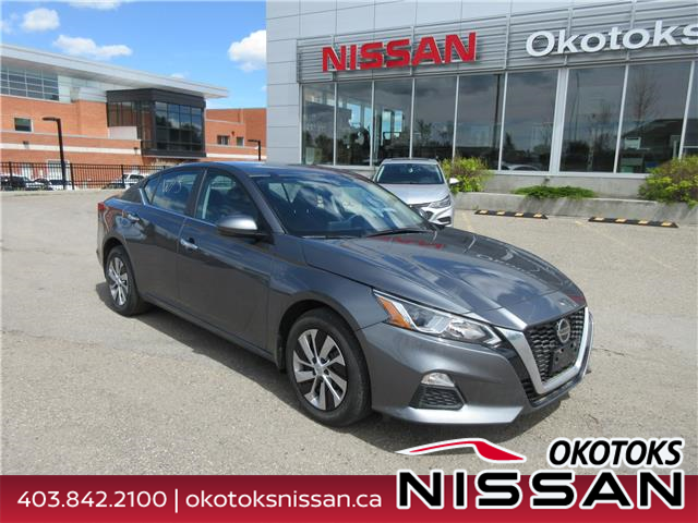 2019 Nissan Altima 2.5 S (Stk: 10458) in Okotoks - Image 1 of 23