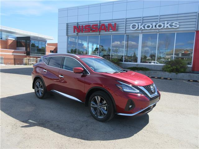 2020 Nissan Murano Platinum (Stk: 10256) in Okotoks - Image 1 of 23
