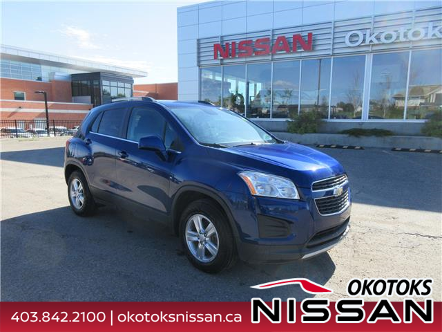 2014 Chevrolet Trax 1LT (Stk: 10266) in Okotoks - Image 1 of 19