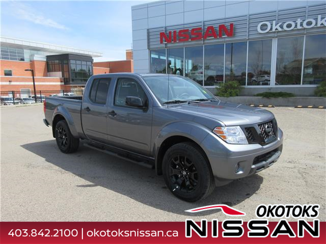 2019 Nissan Frontier Midnight Edition (Stk: 9715) in Okotoks - Image 1 of 25