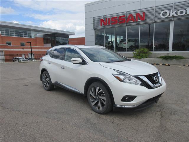 2018 Nissan Murano Platinum (Stk: 7876) in Okotoks - Image 1 of 29