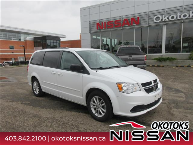 2015 Dodge Grand Caravan SE/SXT (Stk: 10502) in Okotoks - Image 1 of 25
