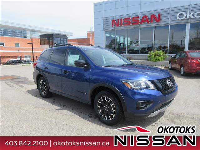 2020 Nissan Pathfinder SL Premium (Stk: 10075) in Okotoks - Image 1 of 34