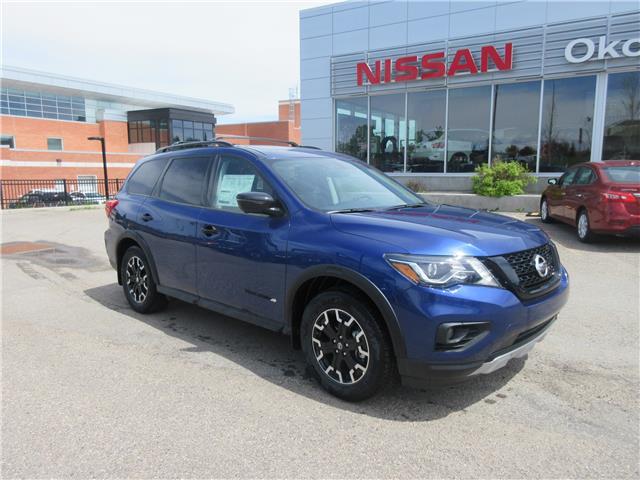 2020 Nissan Pathfinder SL Premium (Stk: 10473) in Okotoks - Image 1 of 34