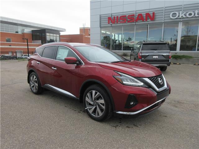 2020 Nissan Murano SL (Stk: 10183) in Okotoks - Image 1 of 27