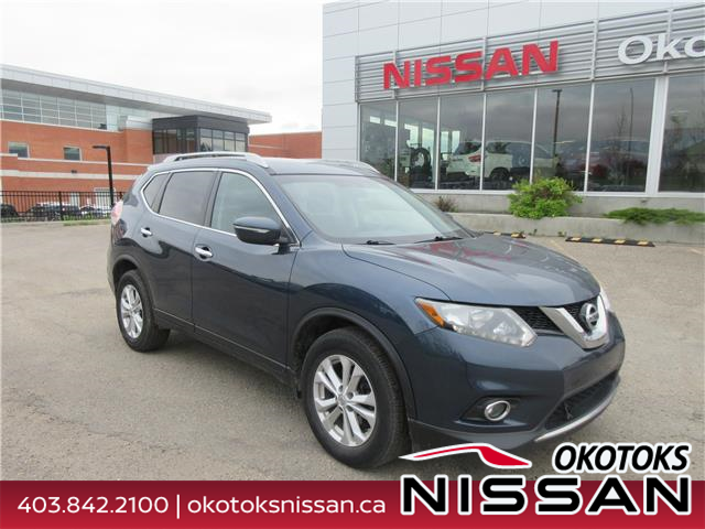 2015 Nissan Rogue SV (Stk: 10518) in Okotoks - Image 1 of 11