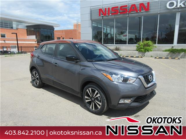 2020 Nissan Kicks SV (Stk: 10282) in Okotoks - Image 1 of 21