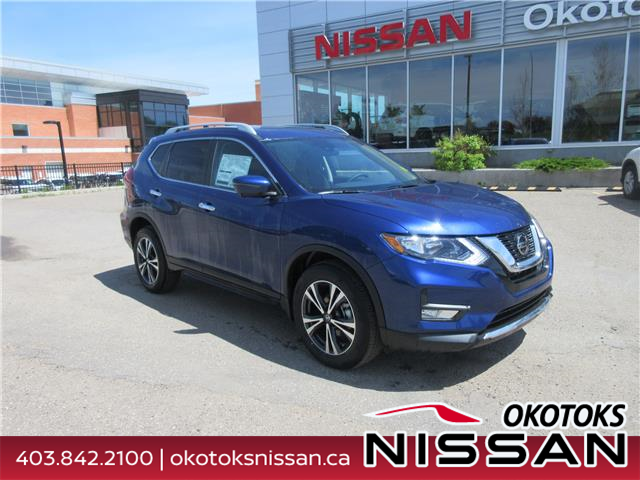 2020 Nissan Rogue SV (Stk: 9672) in Okotoks - Image 1 of 24