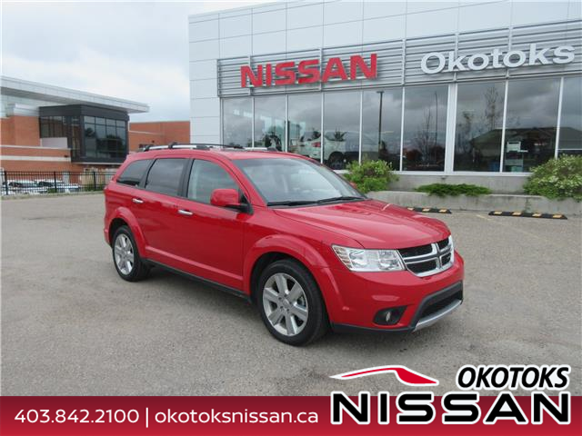 2013 Dodge Journey R/T (Stk: 10484) in Okotoks - Image 1 of 28
