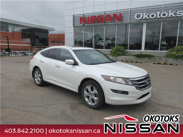 2011 Honda Accord Crosstour EX-L (Stk: 10526) in Okotoks - Image 1 of 8