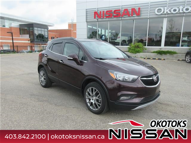 2018 Buick Encore Sport Touring (Stk: 10523) in Okotoks - Image 1 of 22