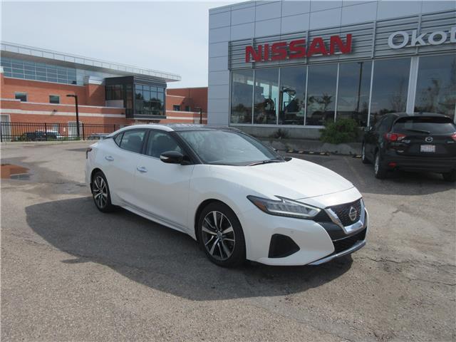 2019 Nissan Maxima SL (Stk: 10433) in Okotoks - Image 1 of 25