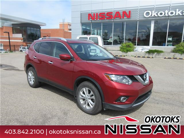 2016 Nissan Rogue SV (Stk: 5938) in Okotoks - Image 1 of 25
